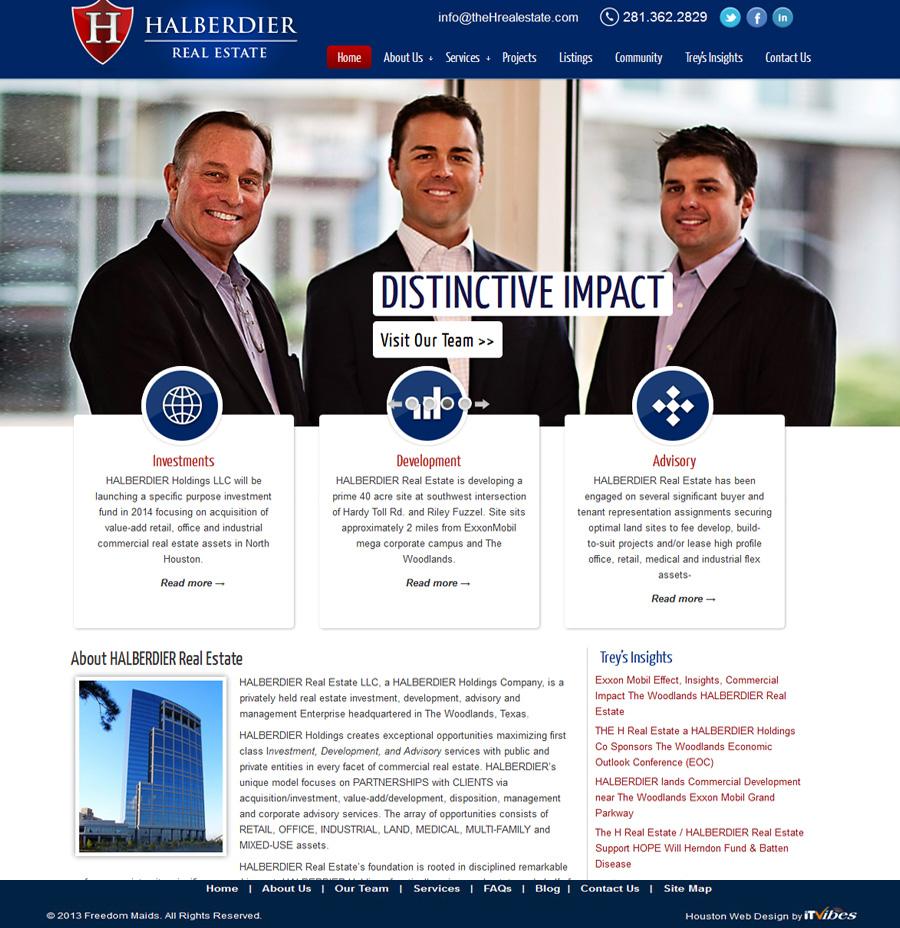 Halberdier Real Estate