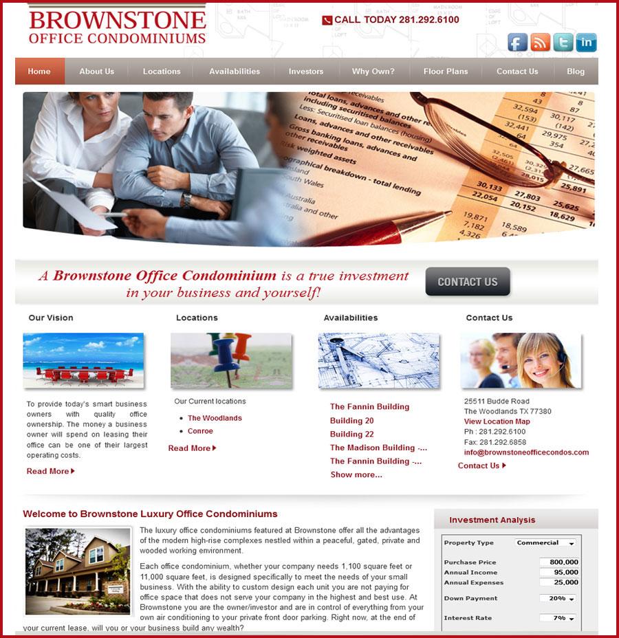 Brownstone Office Condominiums