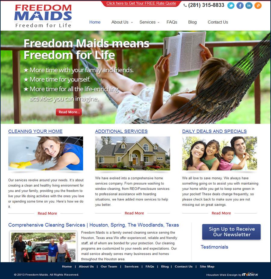 Freedom Maids