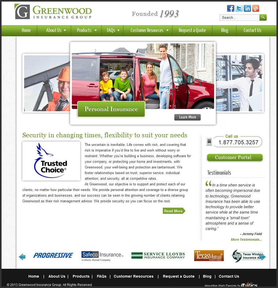 Greenwood Insurance Group