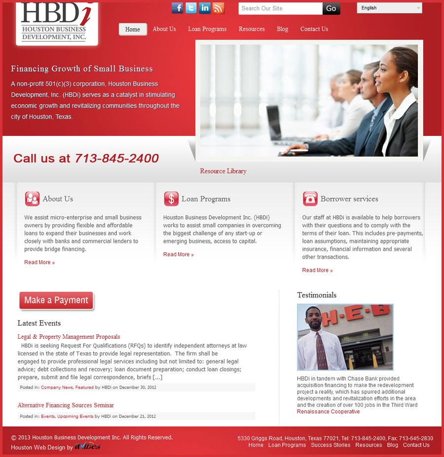 Houston Business Development, Inc.