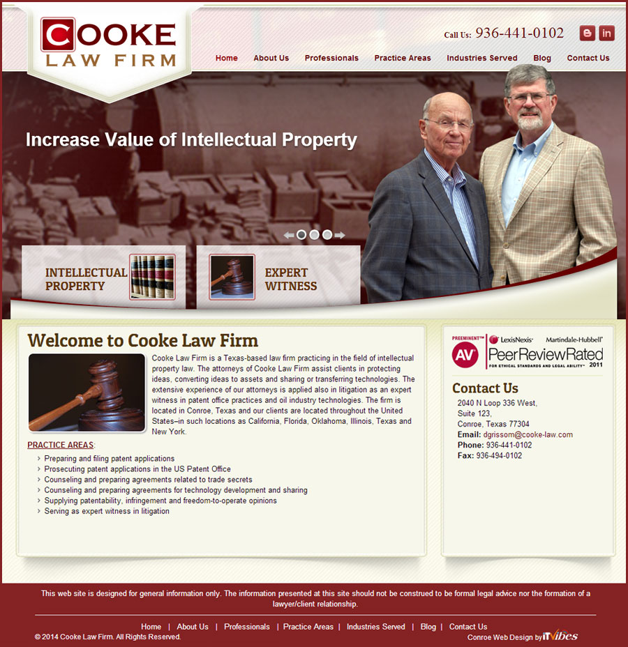 Cooke Law Firm
