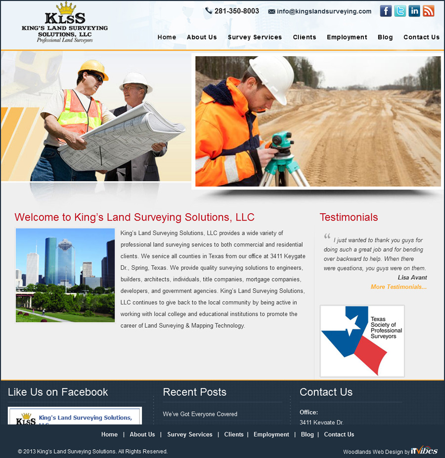 King's Land Surveying Solutions