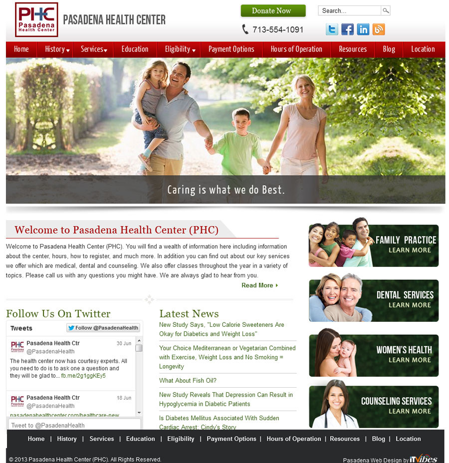 Pasadena Health Center