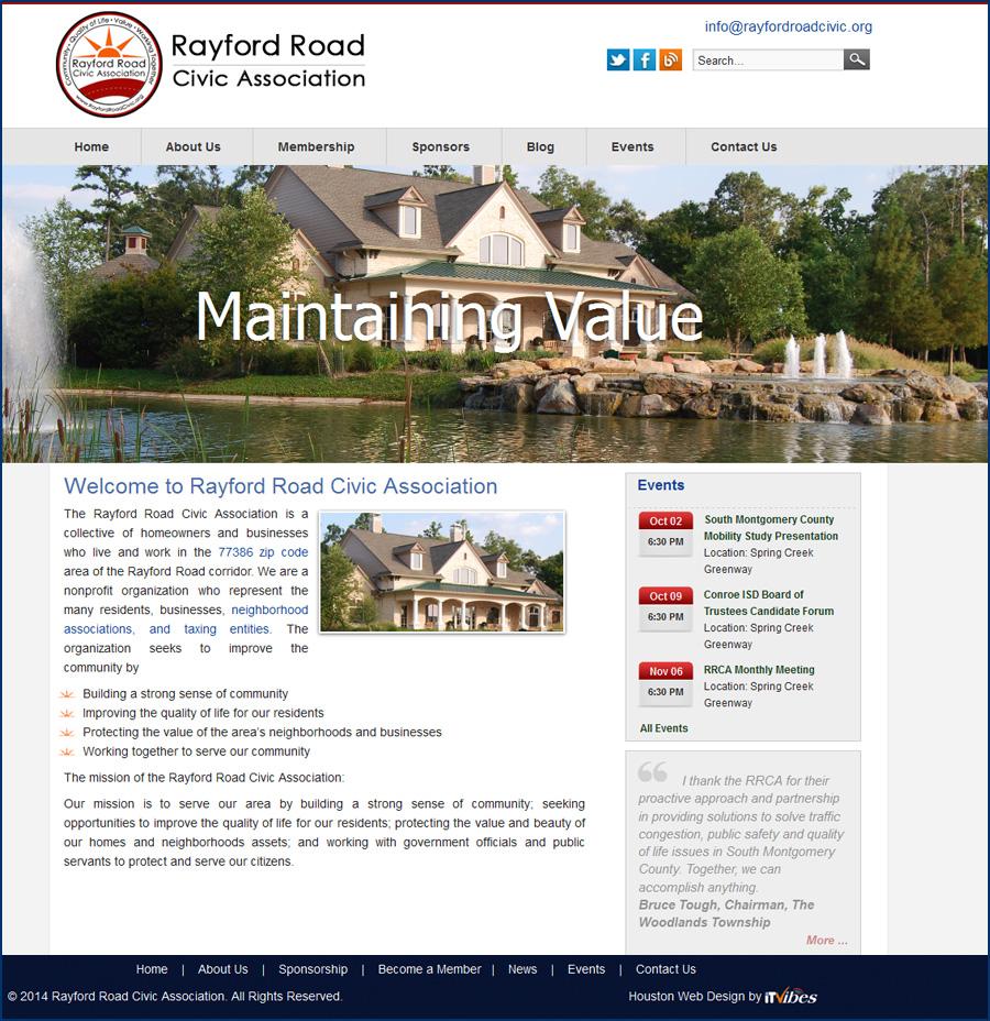 Rayford Road Civic Association