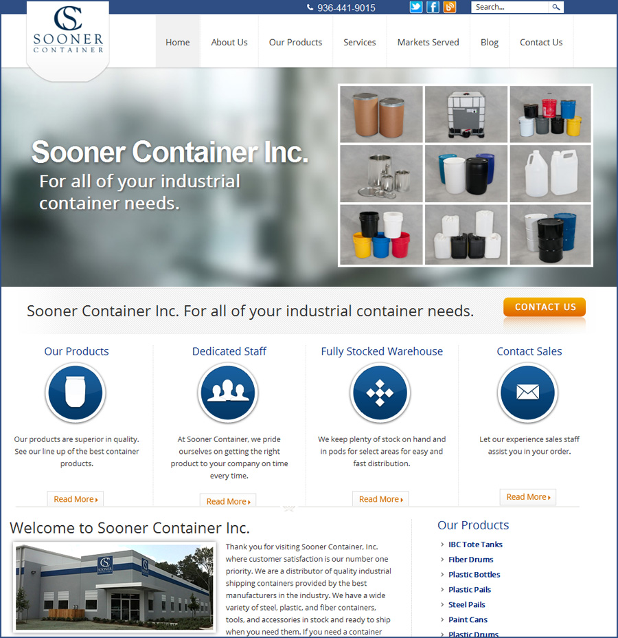 Sooner Container Inc.