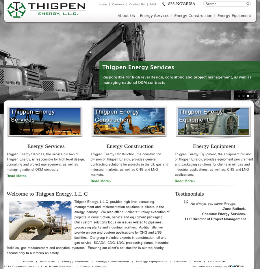Thigpen Energy, LLC