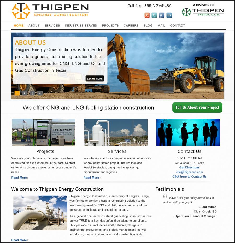 Thigpen Energy Construction