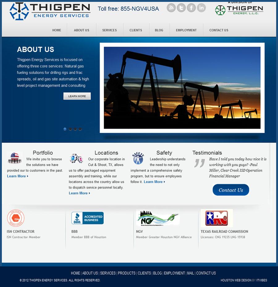 Thigpen Houston Energy Services
