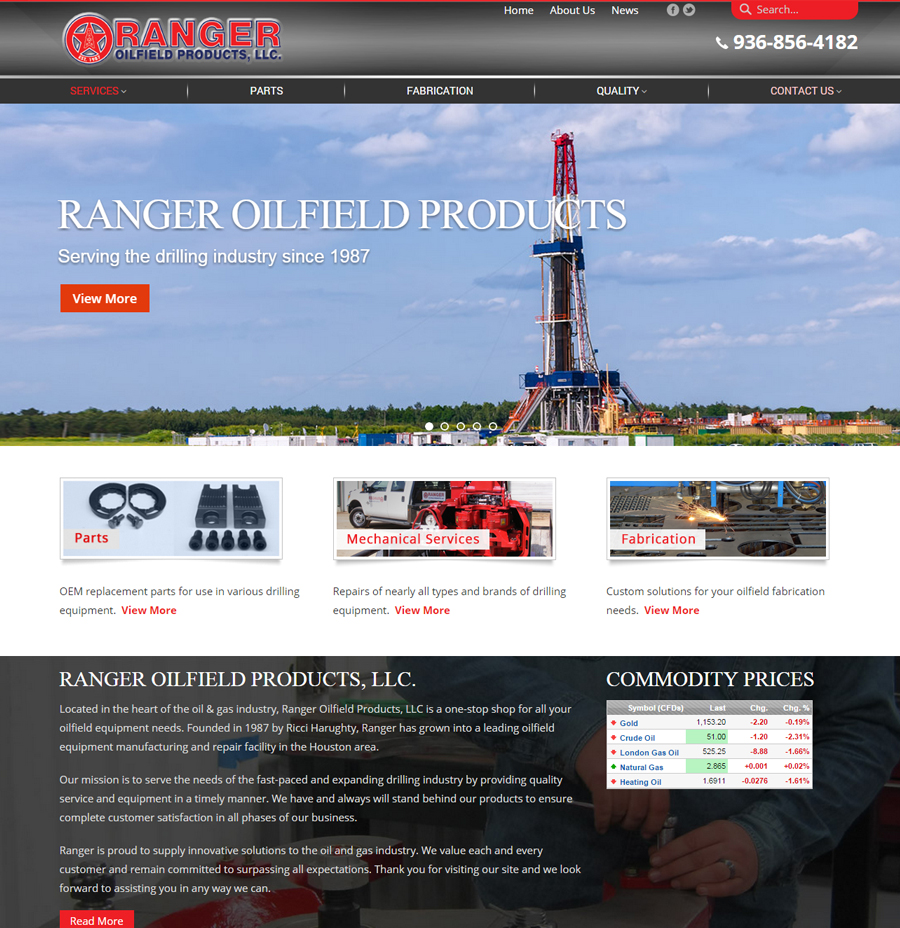 Ranger Oilfield Products