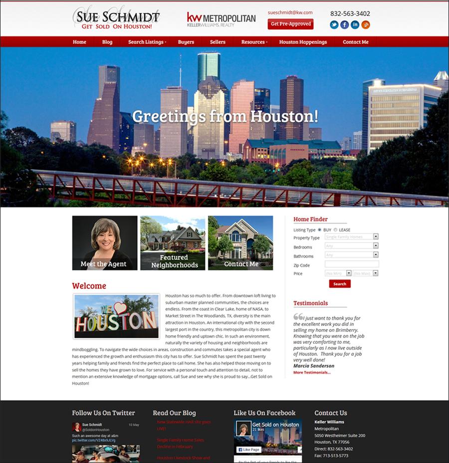Sue Schmidt Get Sold On Houston