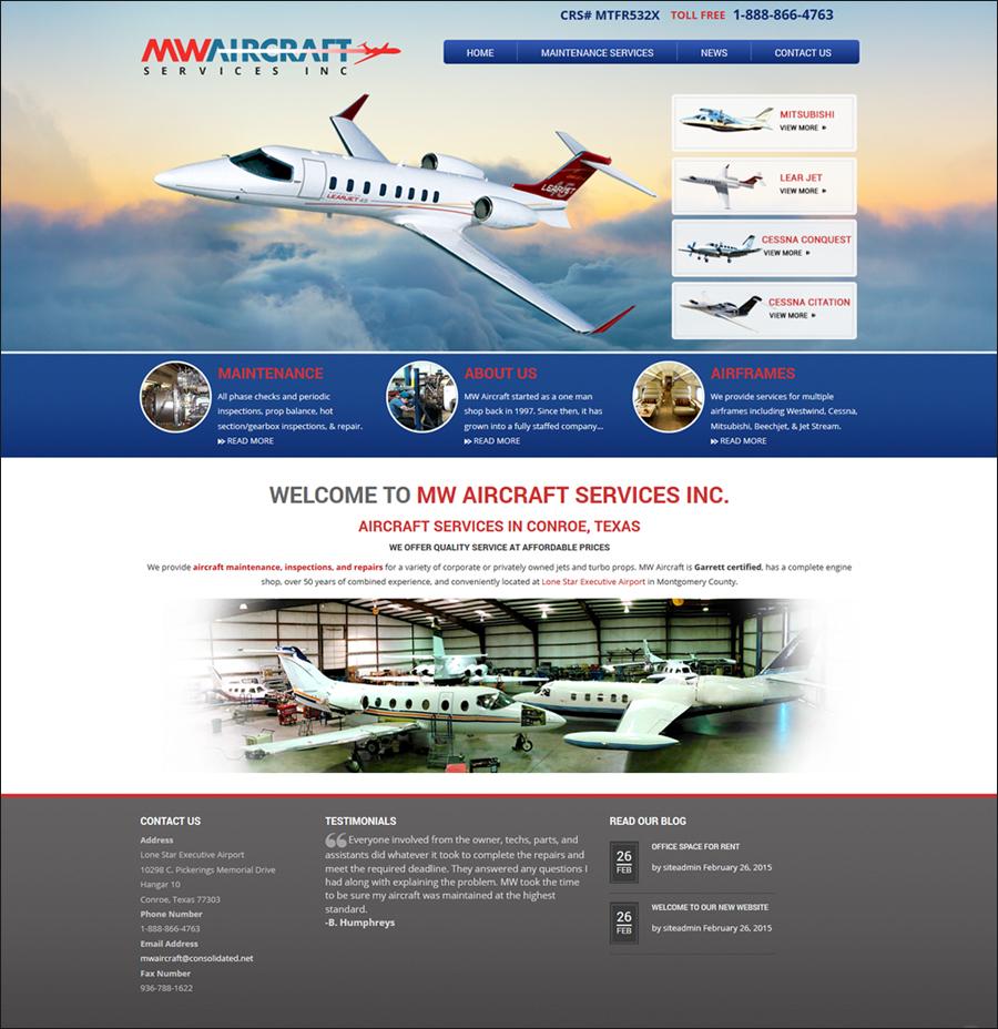 MW Aircraft