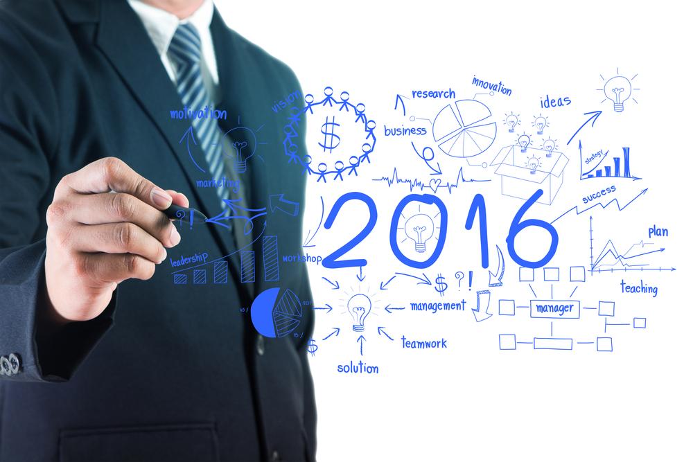 Marketing Trends in 2016