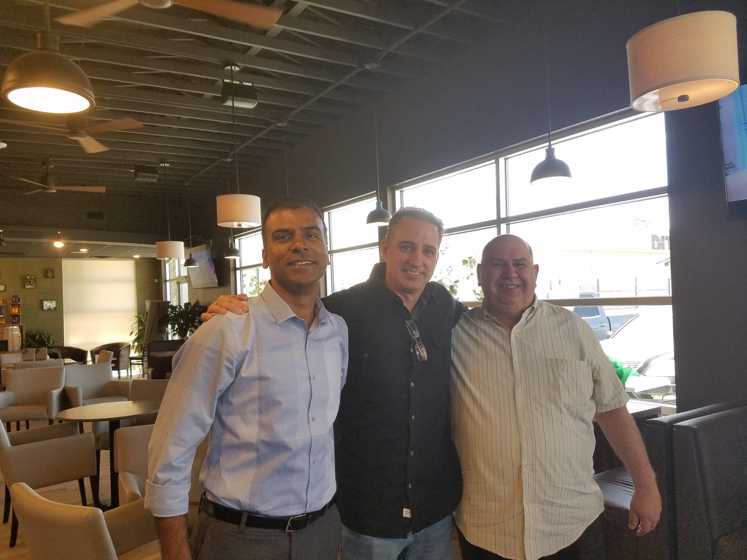 ITVibes' Customer Appreciation Day At Coffeeshop Company