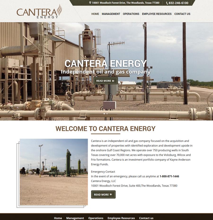 Cantera Energy