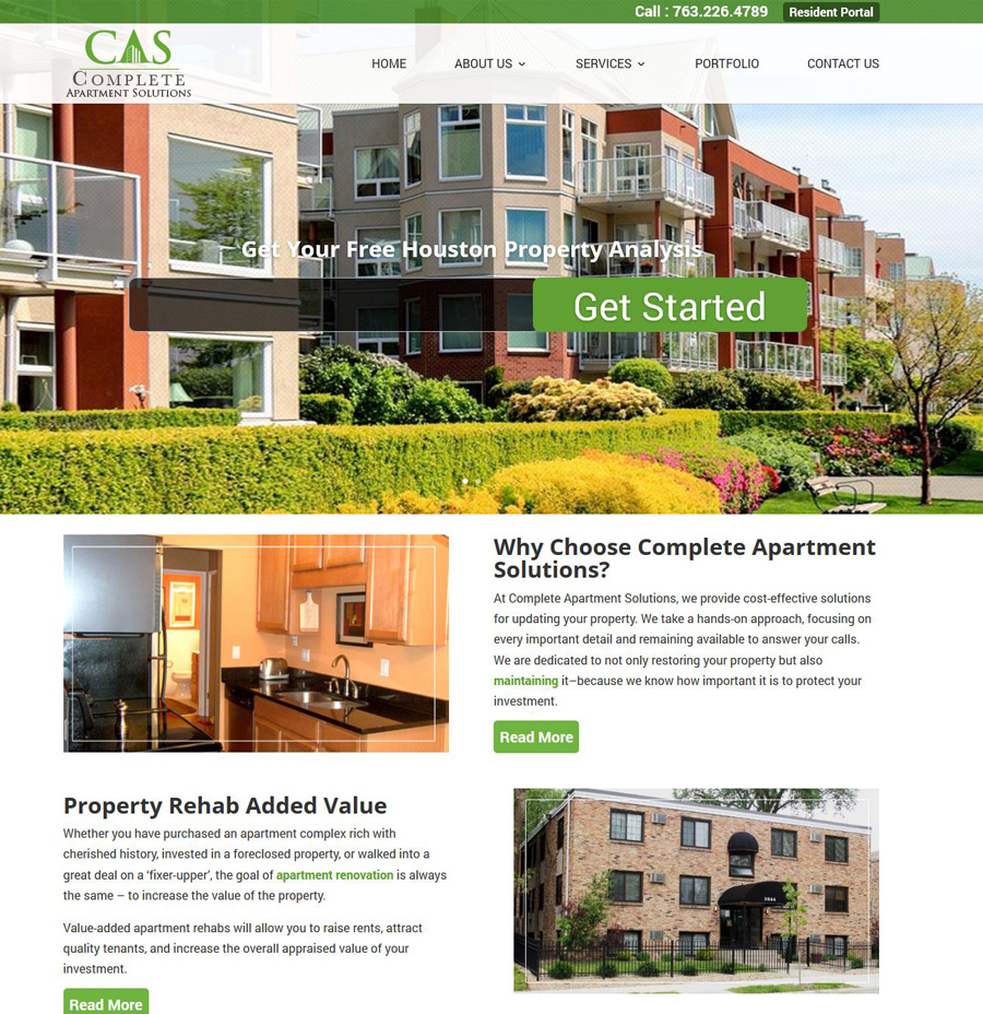 Complete Apartment Solutions
