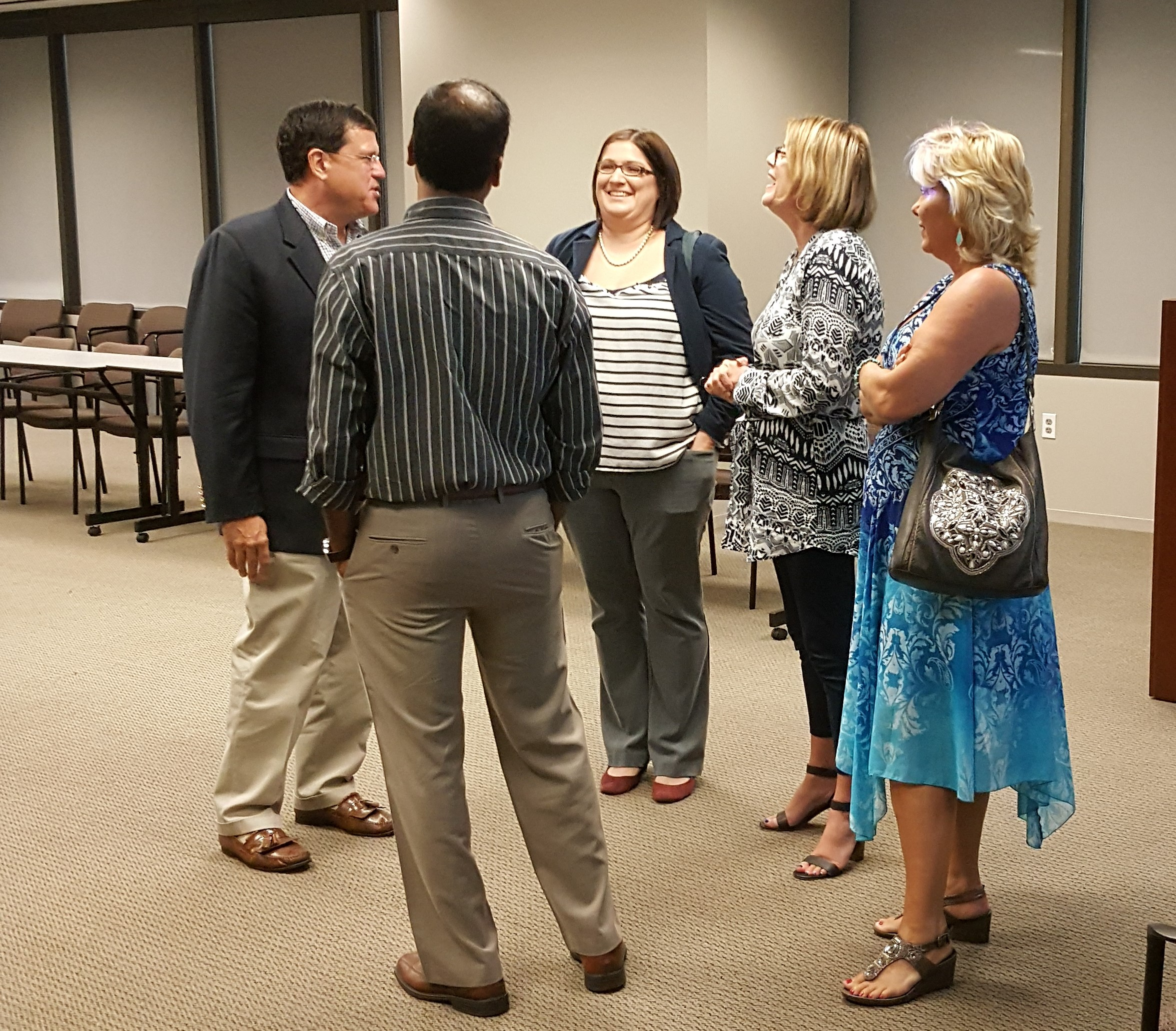 ITVibes Celebrates Its Quarterly Customer Appreciation Day at AH CPA's PLLC