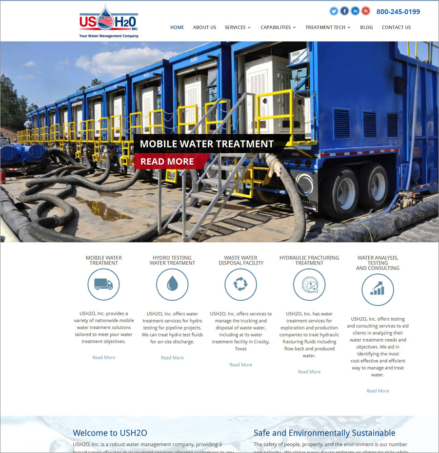 USH2O, Inc.
