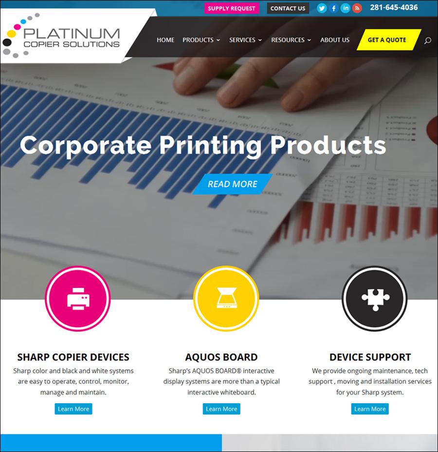 Platinum Copier Solutions