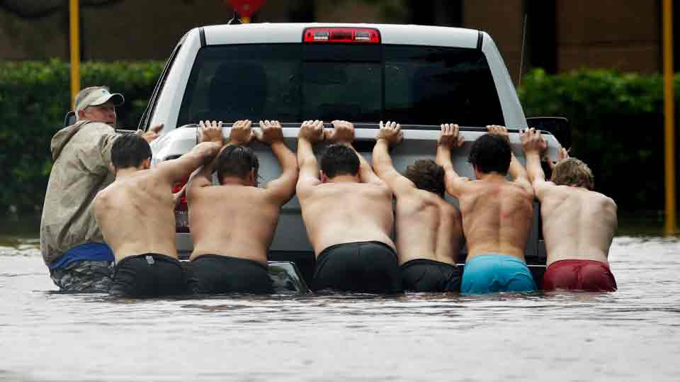 How Your Business Can Help Hurricane Harvey Victims, ITVibes, Houston