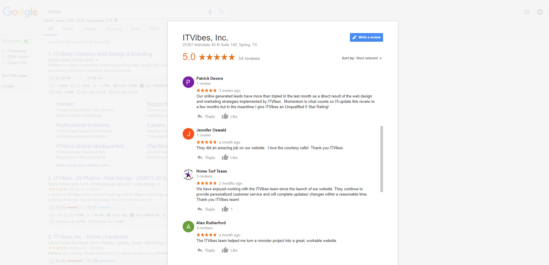 How to Make Google Reviews Work for Your Business