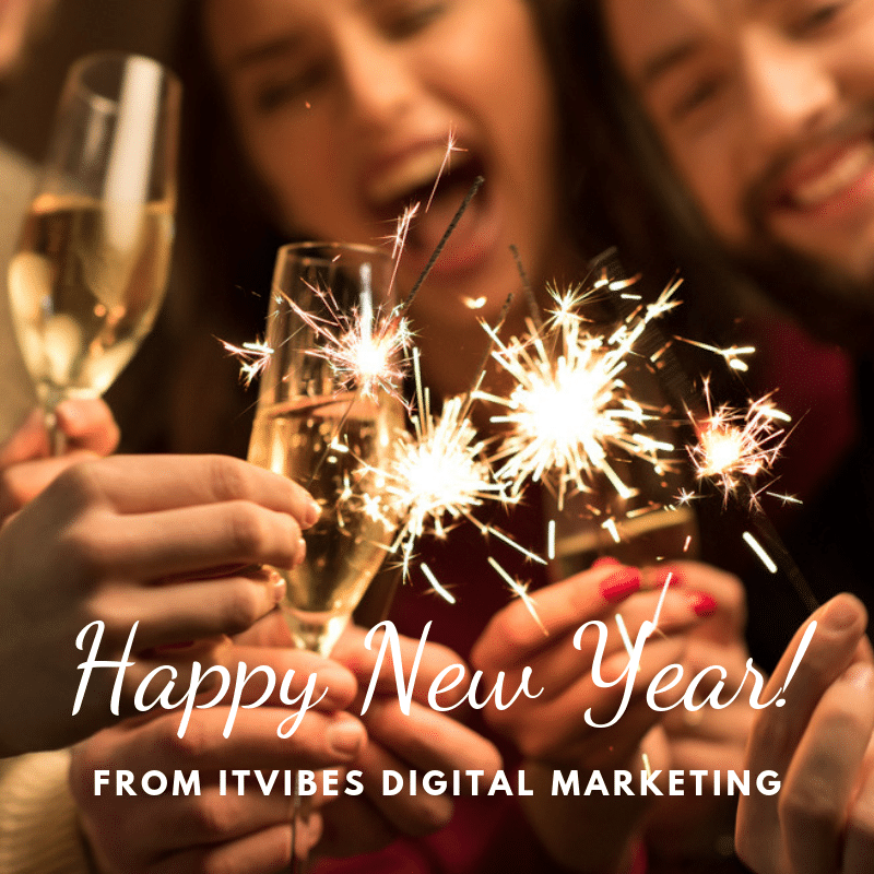 Happy New Year from ITVibes!