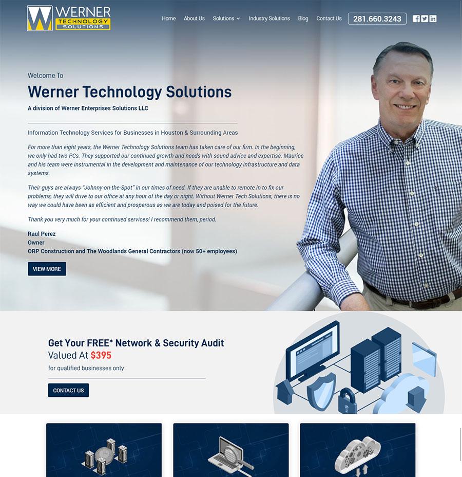 Werner Enterprises Solutions LLC