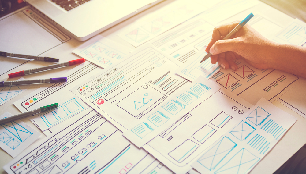 The Process of Planning a Website