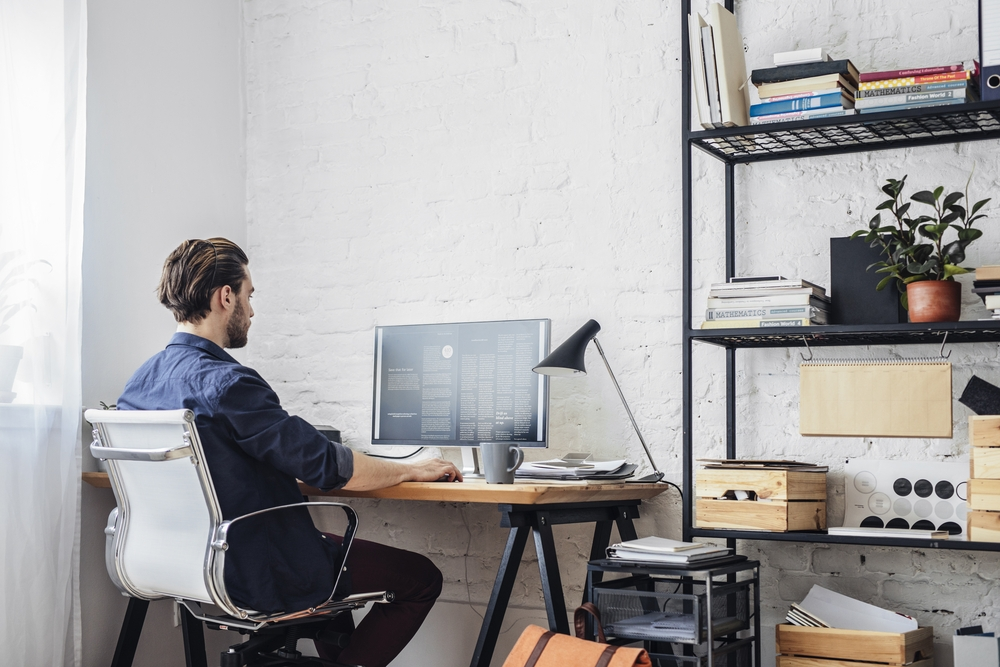 Setting Up a Great Work-from-Home Office