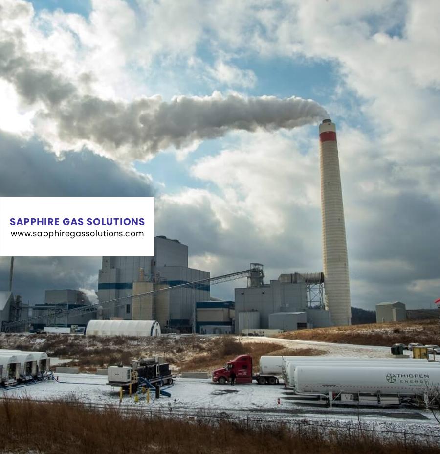 Sapphire Natural Gas